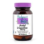 Bluebonnet Acetyl L-Carnitine 500 mg 60 Capsules