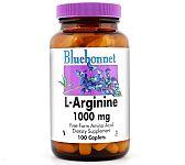 Bluebonnet L-Arginine 1,000 mg 100 Caplets