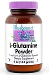 Bluebonnet L-Glutamine Powder 4 Ounce