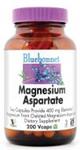 Bluebonnet Magnesium Aspartate 400 mg 100 Vcaps