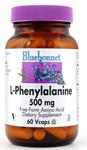 Bluebonnet L-Phenylalanine 500 mg 60 Capsules