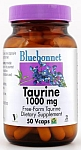 Bluebonnet Taurine 1,000 mg 50 Capsules