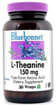 Bluebonnet L-Theanine 150 mg 60 Vcaps