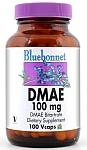 Bluebonnet DMAE 100 mg 100 Vcaps