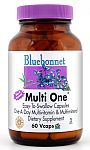 Bluebonnet Multi One (Iron Free) 120 Capsules