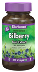 Bluebonnet Standardized Bilberry Fruit Extract 60 Vcaps