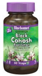 Bluebonnet Standardized Black Cohosh Root Extract 60 Vcaps