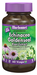 Bluebonnet Standardized Echinacea & Goldenseal Root Extract 60 Vcaps