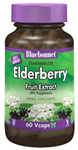 Bluebonnet Standardized Elderberry Fruit Extract 60 Vcaps