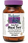 Bluebonnet Maxi Two (Iron Free) 120 Caplets