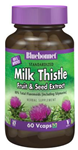Bluebonnet Standardized Milk Thistle Fruit & Seed Extract 60 Vcaps