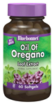 Bluebonnet Oil of Oregano Leaf Extract 60 Softgels