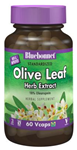 Bluebonnet Standardized Olive Leaf Herb Extract  60 Vcaps