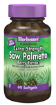 Bluebonnet Standardized Extra Strength Saw Palmetto Berry Extract 320 mg 60 Softgels