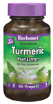 Bluebonnet Standardized Turmeric Root Extract 60 Vcaps