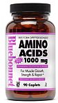 Bluebonnet Amino Acids 1,000 mg 90 Caplets