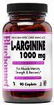 Bluebonnet L-Arginine 1,000 mg 90 Caplets
