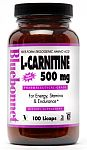 Bluebonnet L-Carnitine 500 mg 100 Licaps