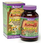 Bluebonnet Super Earth Rainforest Animalz® Vitamin C 90 Chewable Tablets
