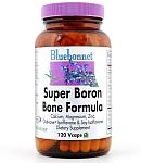 Bluebonnet Super Boron Bone Formula 120 Vcaps