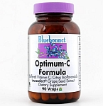 Bluebonnet Optimum C-1,000 mg 90 Vcaps