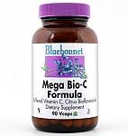 Bluebonnet Mega Bio-C 1,000 mg 90 Vcaps