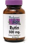Bluebonnet Rutin 500 mg 50 Vcaps