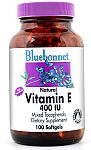 Bluebonnet Vitamin E 400 IU Mixed 50 Softgels
