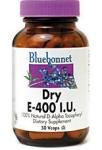 Bluebonnet Dry E 400 IU 50 Vcaps
