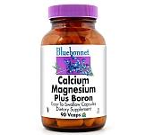 Bluebonnet Calcium Magnesium Plus Boron  90 Vcaps