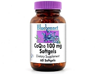 Bluebonnet CoQ10  100 mg  60 Softgels