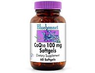 Bluebonnet CoQ10  100 mg  60 Softgels