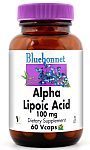 Bluebonnet Alpha Lipoic Acid 100 mg   60 Capsules