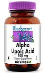 Bluebonnet Alpha Lipoic Acid 100 mg   60 Capsules