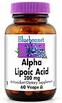 Bluebonnet Alpha Lipoic Acid 200 mg  30 Vcaps