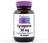 Bluebonnet Lycopene 20 mg  60 Softgels