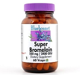 Bluebonnet Super Bromelain 500 mg 60 Vcaps