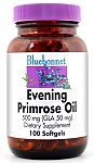 Bluebonnet Evening Primrose Oil 500 mg 100 Softgels