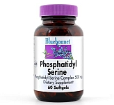 Bluebonnet Phosphatidly Serine Complex 550 mg 30 Softgels