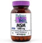 Bluebonnet MSM 1,000 mg 60 Vcaps