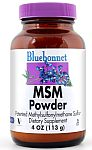 Bluebonnet MSM Powder 8 Ounces