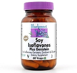 Bluebonnet Soy Isoflavone Plus Genistein 600 mg 60 Vcaps