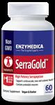 Enzymedica SerraGold™ 60 Capsules