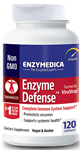 Enzymedica Enzyme Defense 120 Capsules (formerly Virastop)
