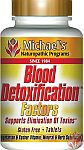 Michaels Blood Detoxification Factors™ 60 Tablets
