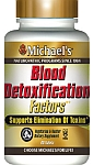Michaels Blood Detoxification Factors™ 90 Tablets