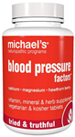 Michaels Blood Pressure Factors™ 60 Tablets