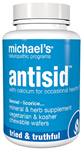 Michaels  Antisid™   60 Chewable Wafers