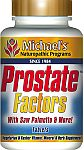 Michaels Prostate Factors 120 Tablets