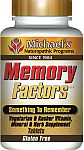 Michaels Memory Factors™ 60 Tablets